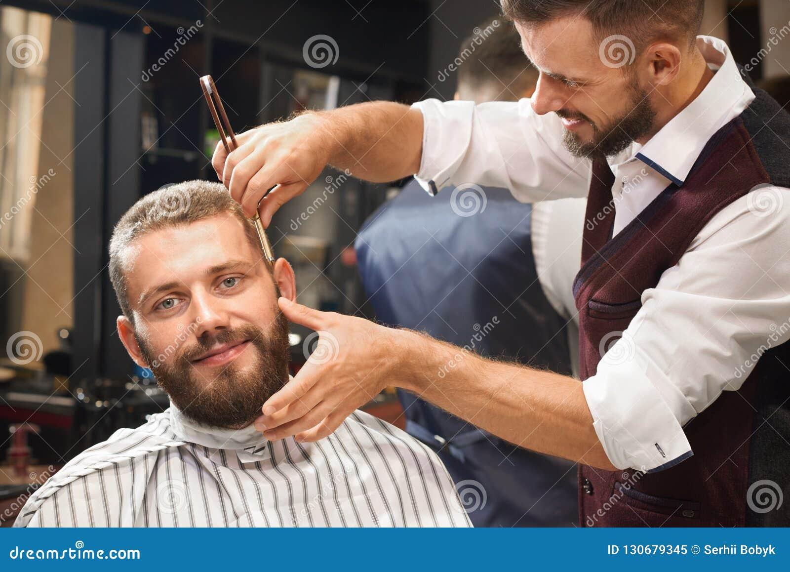 Getting A Haircut 88
