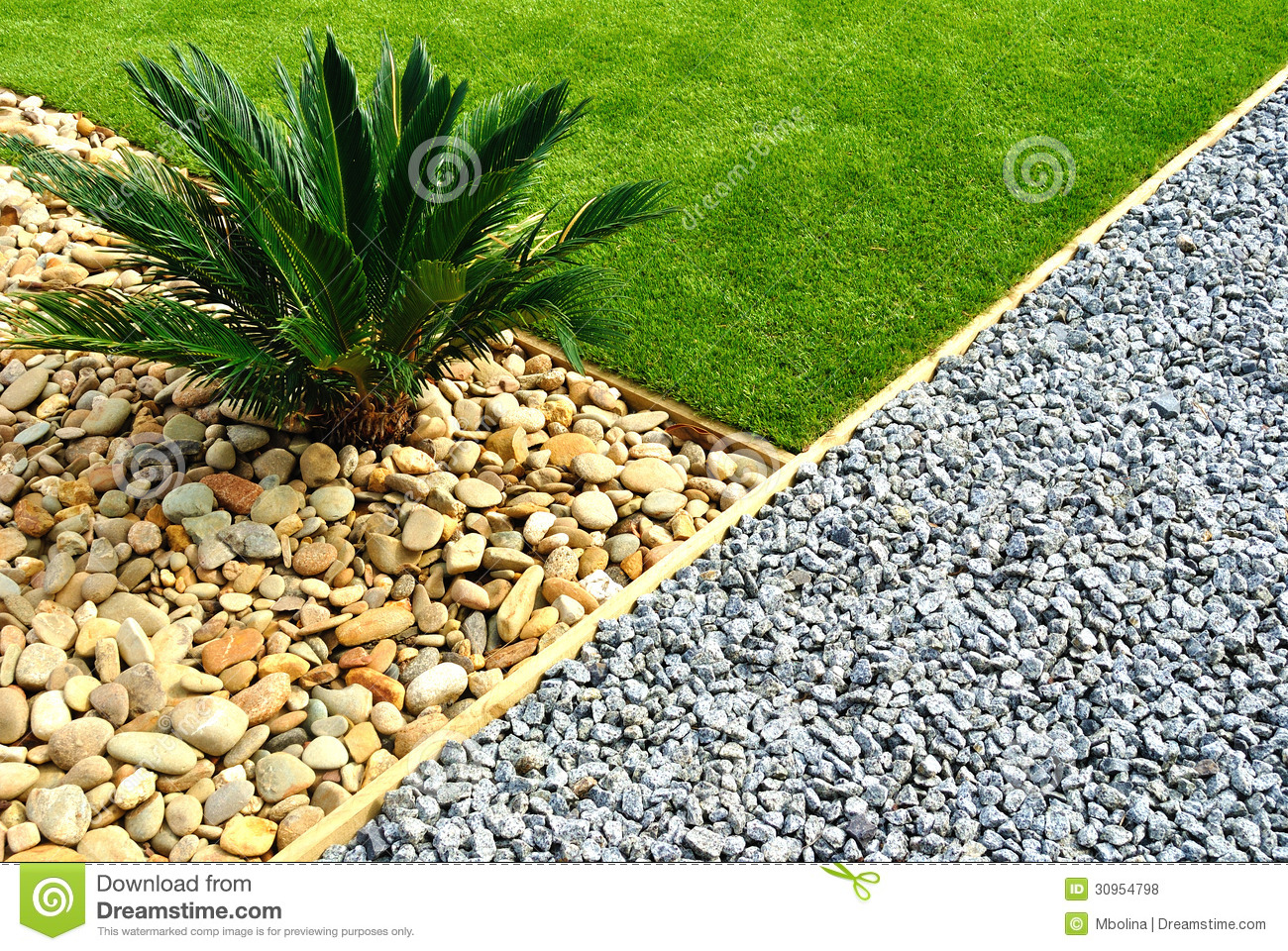 Front yard landscape design stock photo image of for How to design landscaping