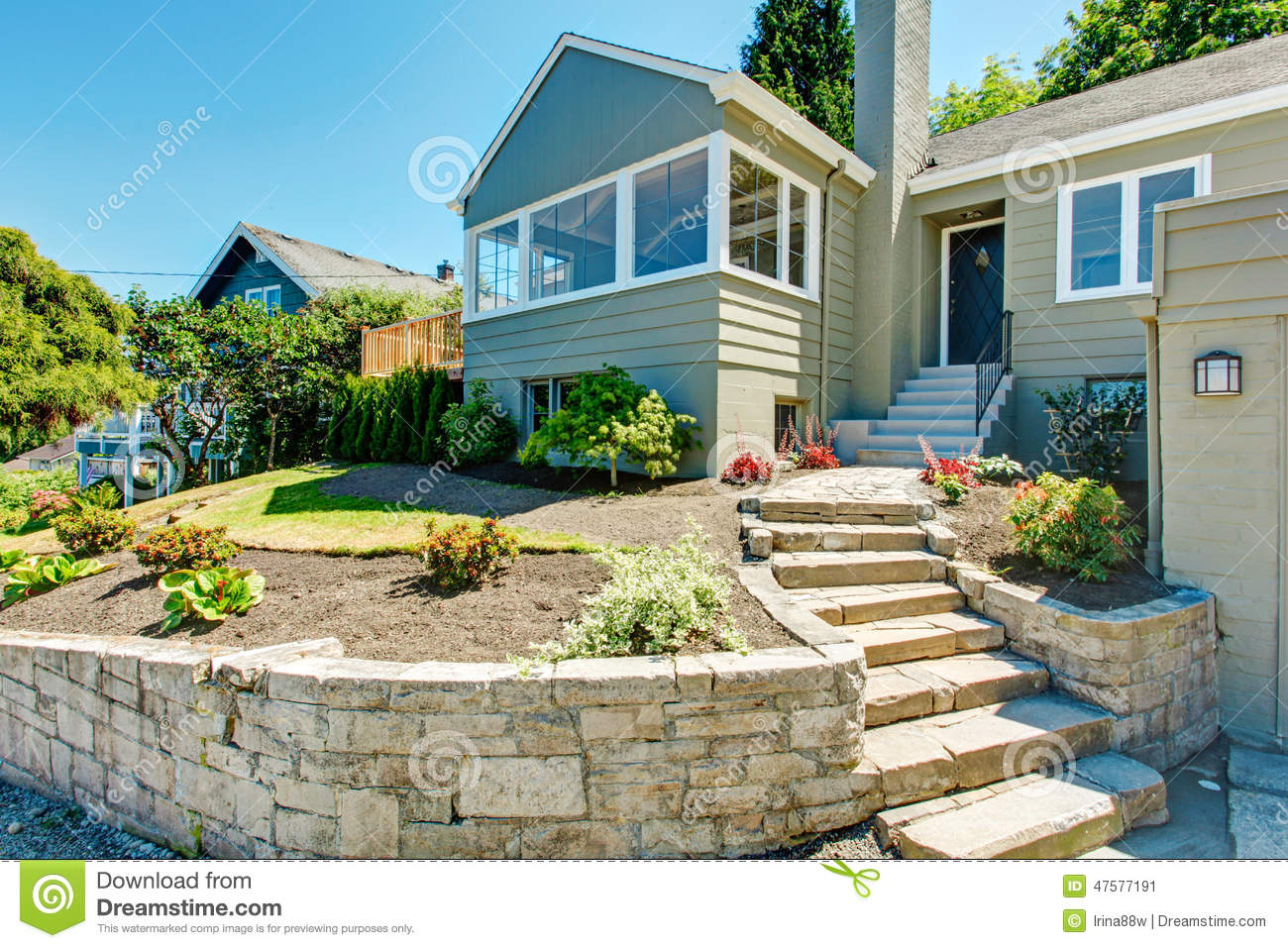 Home plans with curb appeal get house design ideas for Landscaping rocks for sale johannesburg