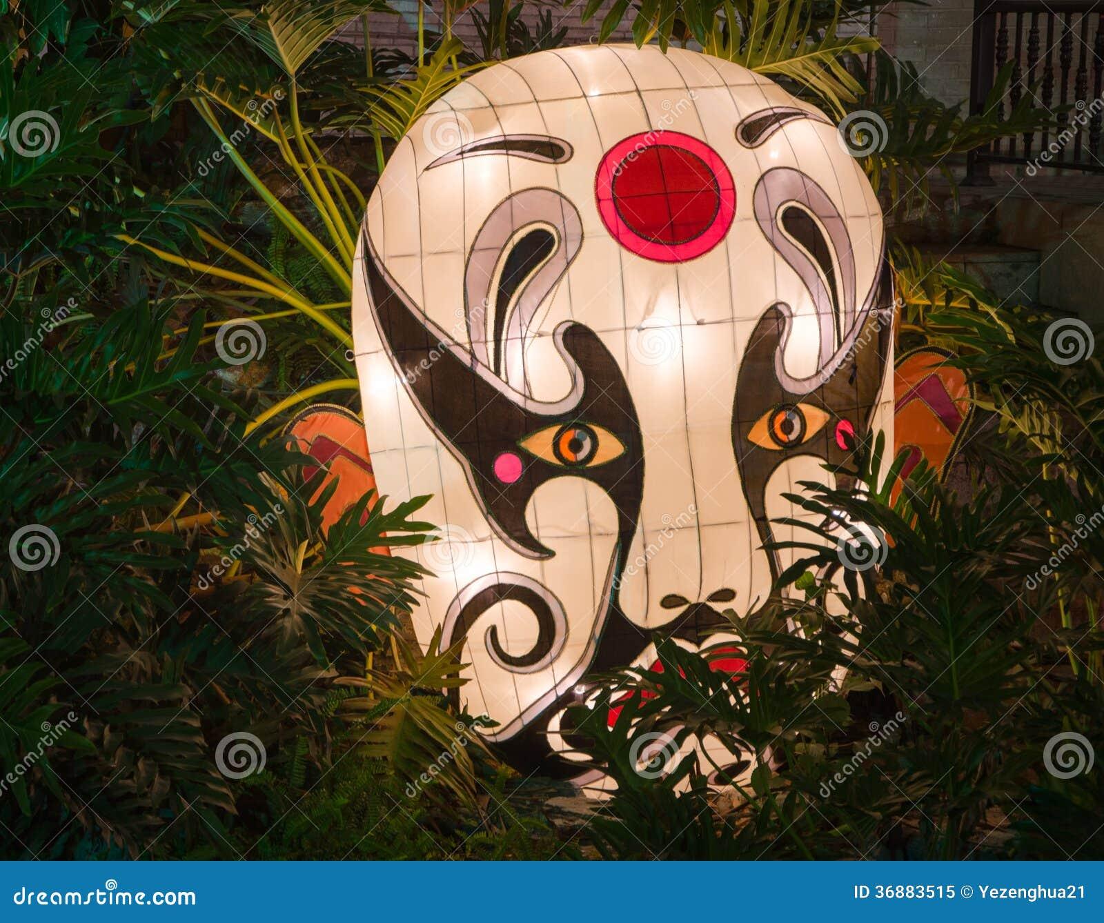 Download Fronte Dei Caratteri Di Opera Di Cantonese Immagine Editoriale - Immagine di esposizione, faccia: 36883515