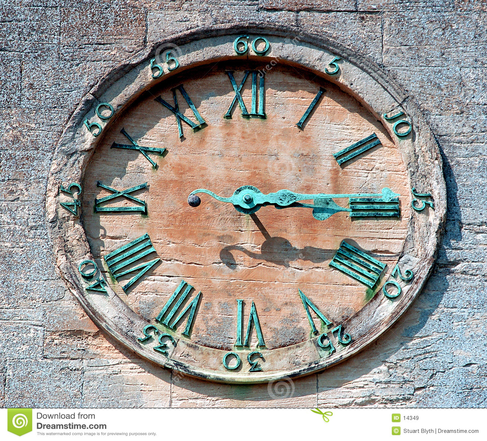 Fronte di orologio