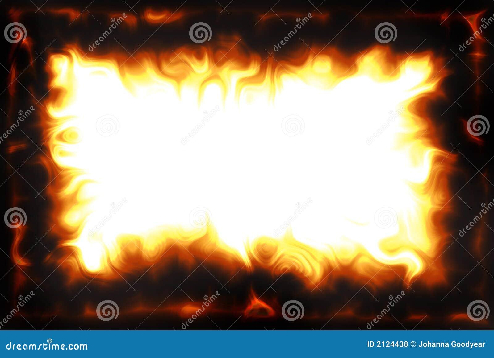 Frontera de la llama