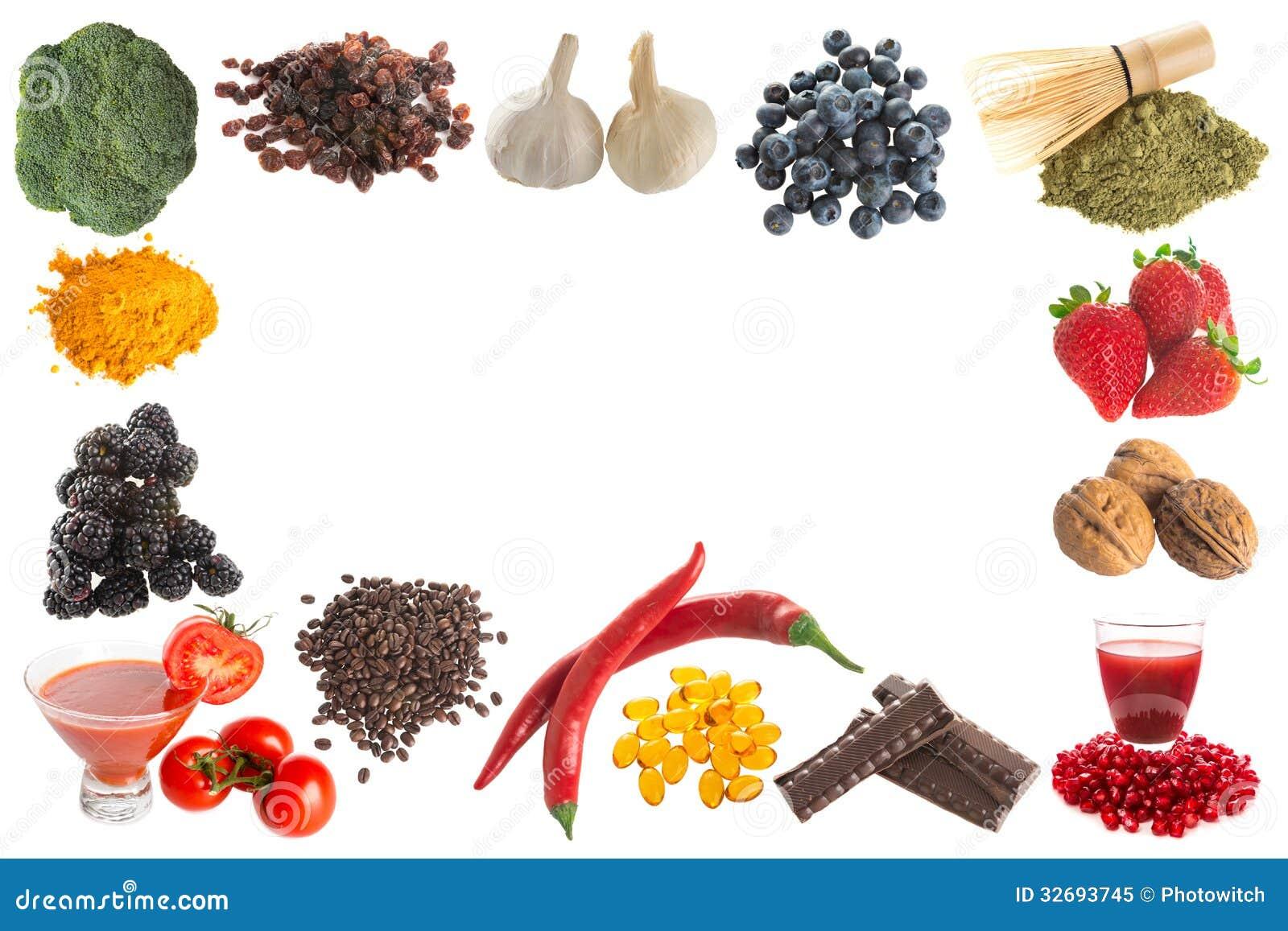 Frontera de los antioxidantes