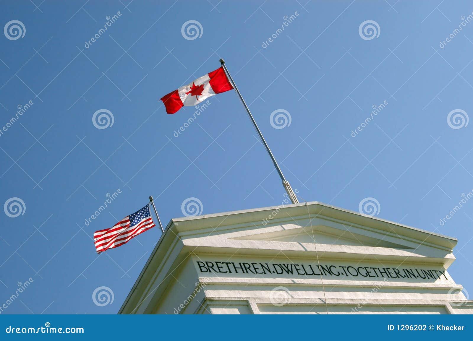 Frontera de los E.E.U.U., Canadá