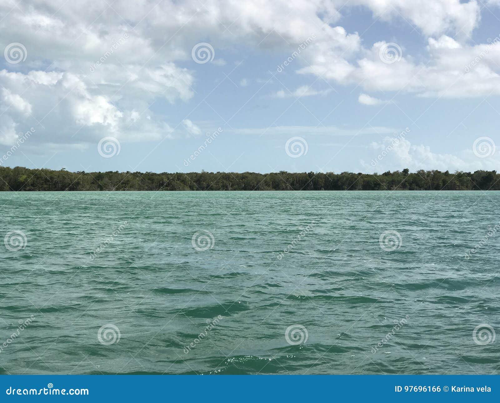 Frontière de la lagune II