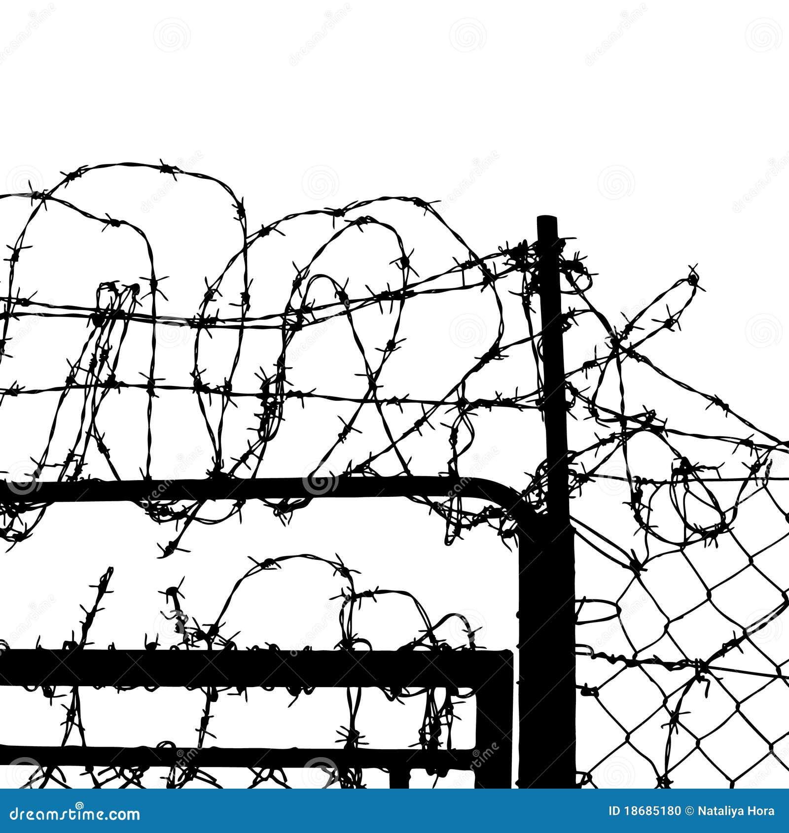 Frontière de sécurité de câble
