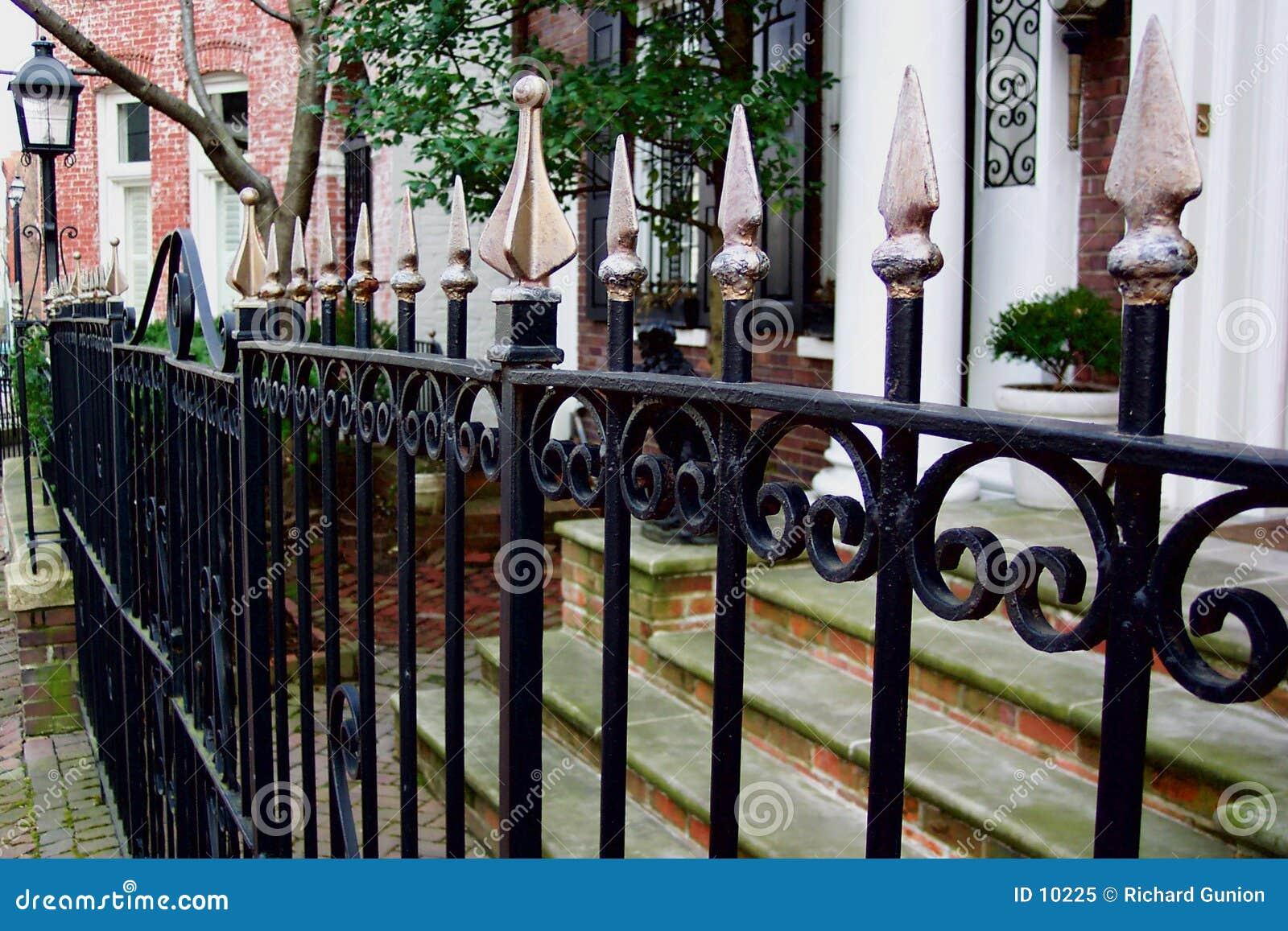 Frontière de sécurité de Georgetown