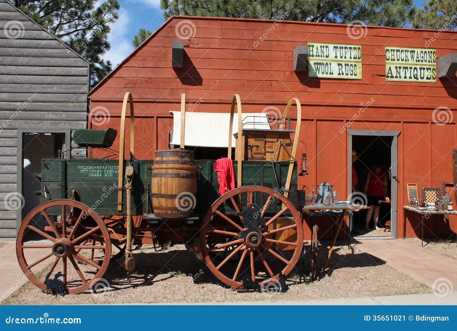 Frontier Village - Cheyenne Frontier Days