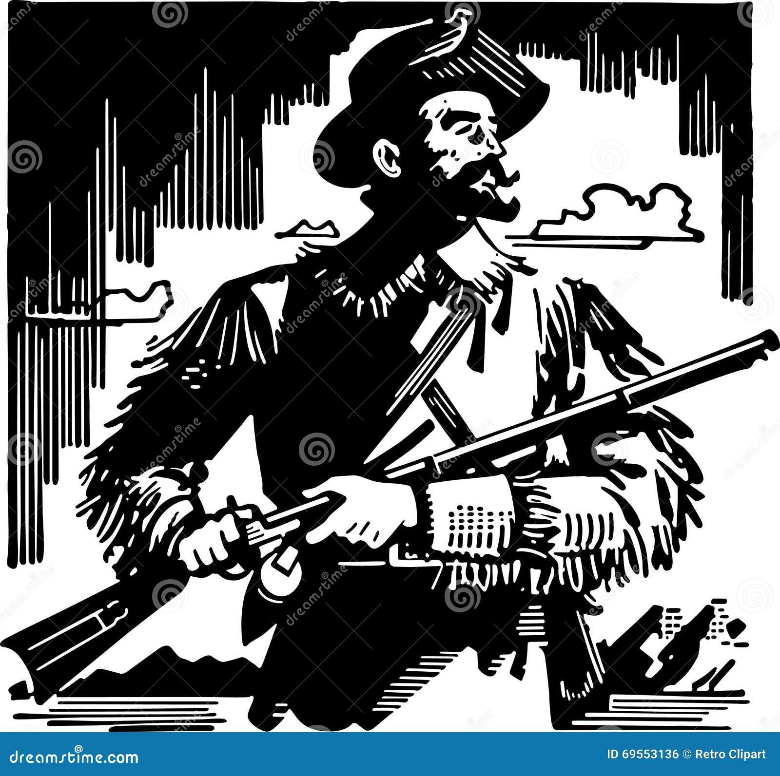 Frontiersman Stock Illustrations – 22 Frontiersman Stock Illustrations 192aaba0a1d0