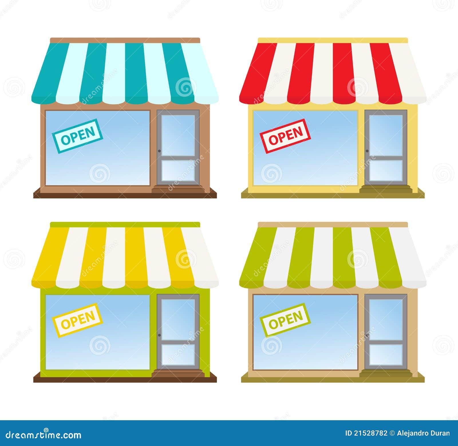 Frontowy sklep