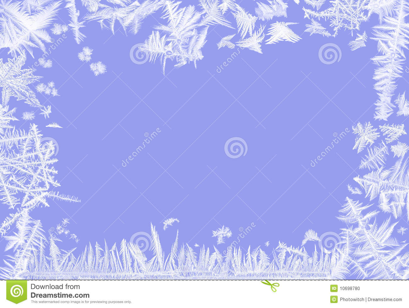 Frosty Border Stock Photo Image 10698780 : frosty border 10698780 from www.dreamstime.com size 1300 x 980 jpeg 182kB