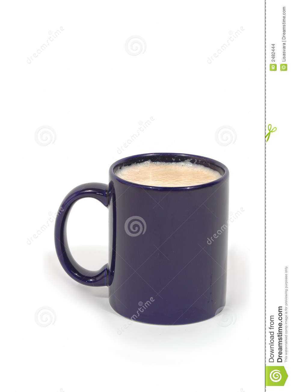 Frothy drink