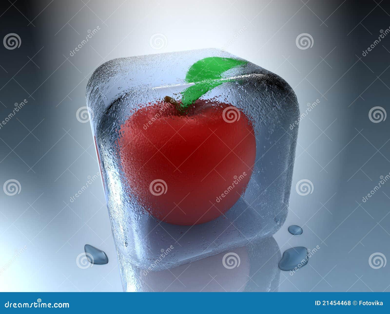 Apple frozen
