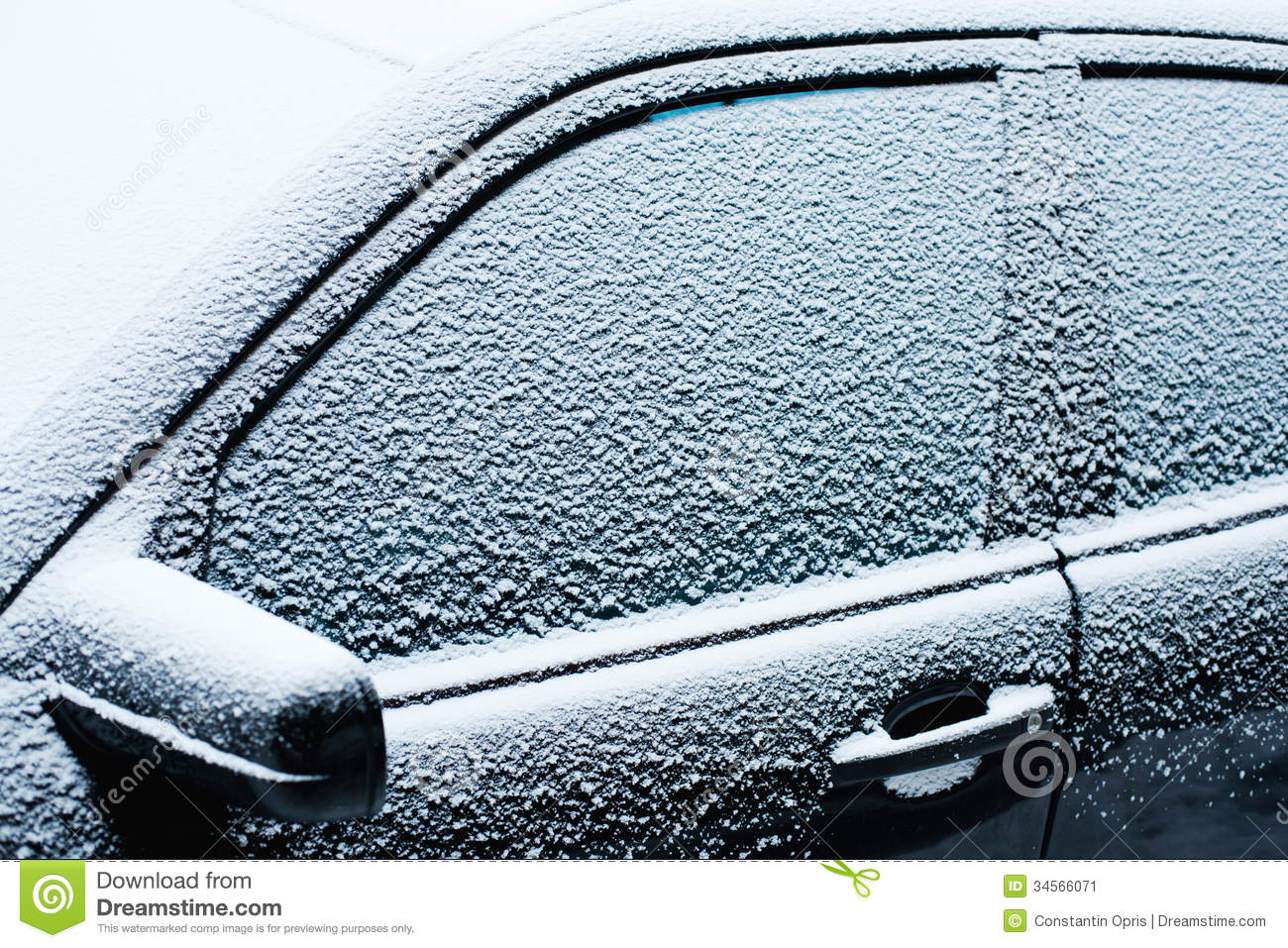 how to stop car windows from freezing up