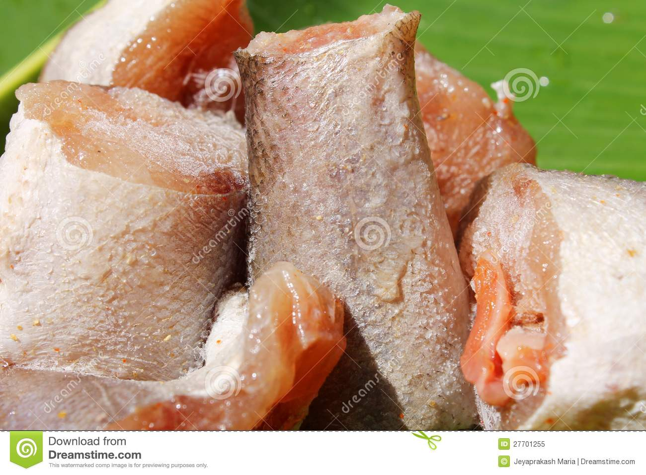 Frozen fish barracuda royalty free stock photo image for How to freeze fish