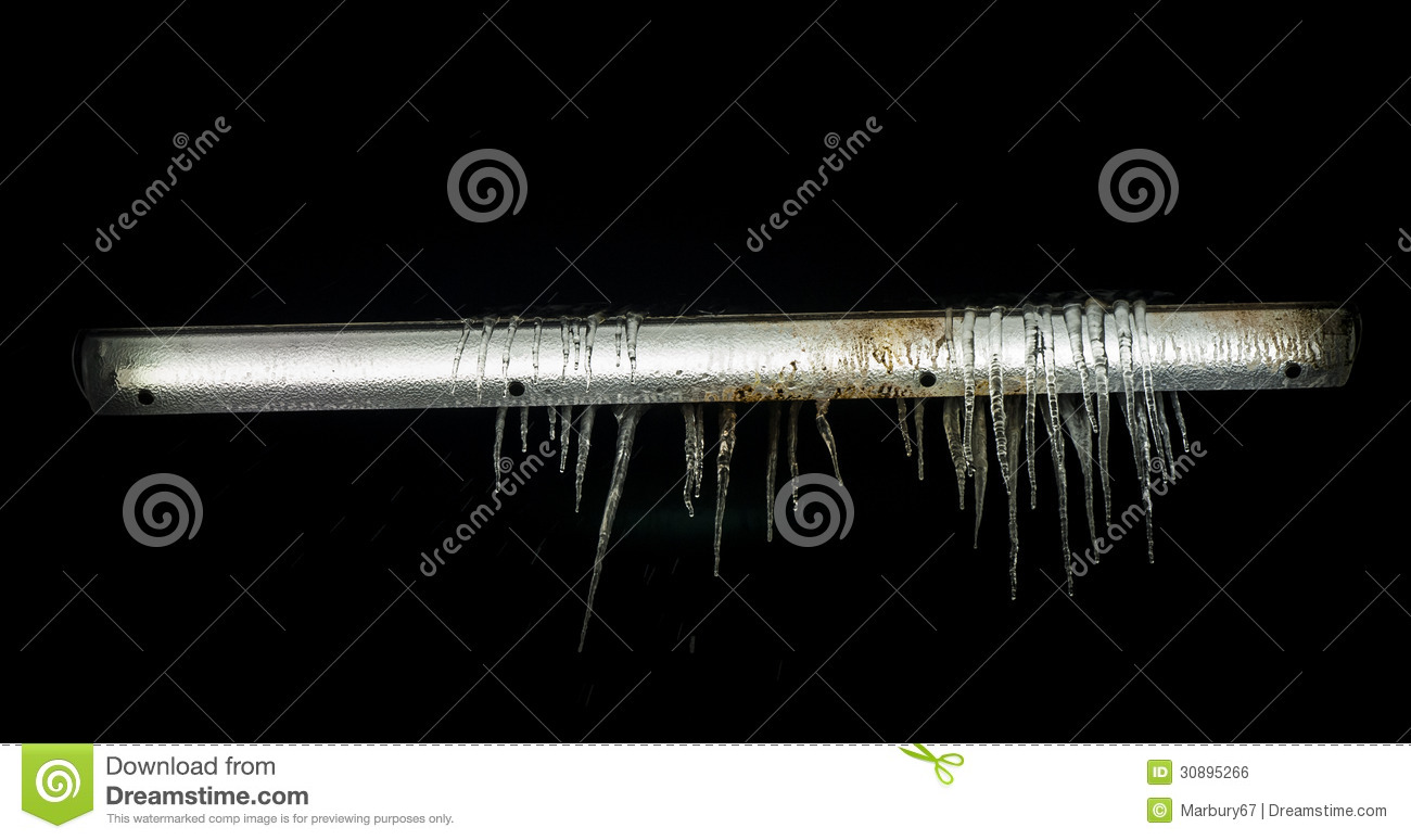 Suspension Tube Fluorescent : frozen light royalty free stock image image 30895266 ~ Premium-room.com Idées de Décoration