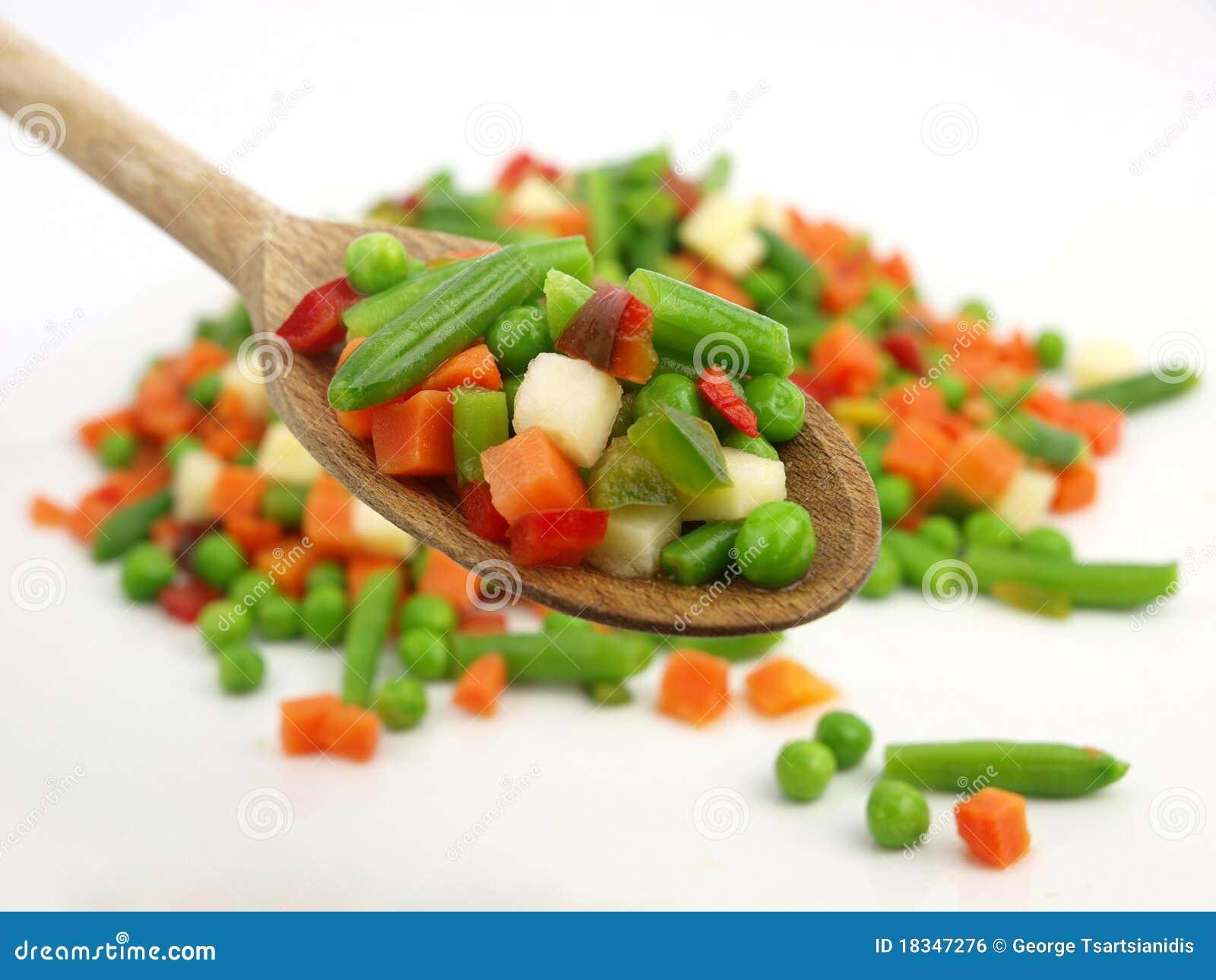 how to eat frozen vegetables