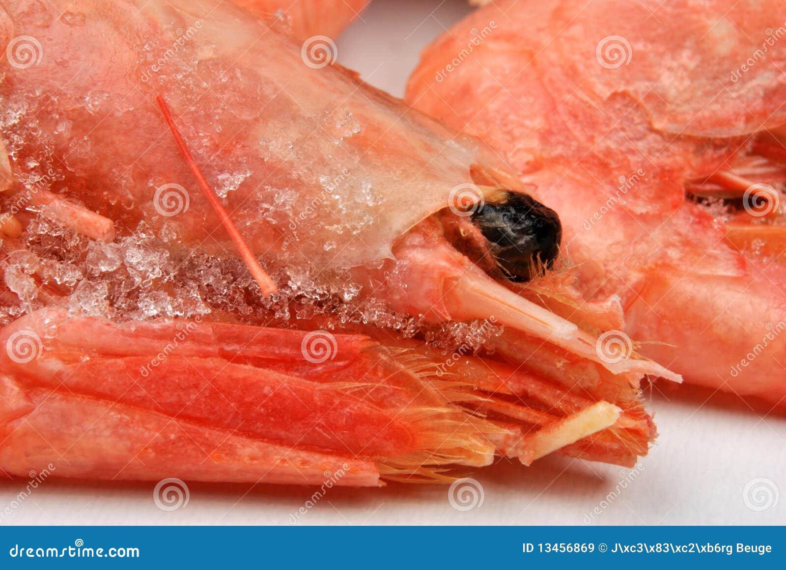 how to cook frozen prawns