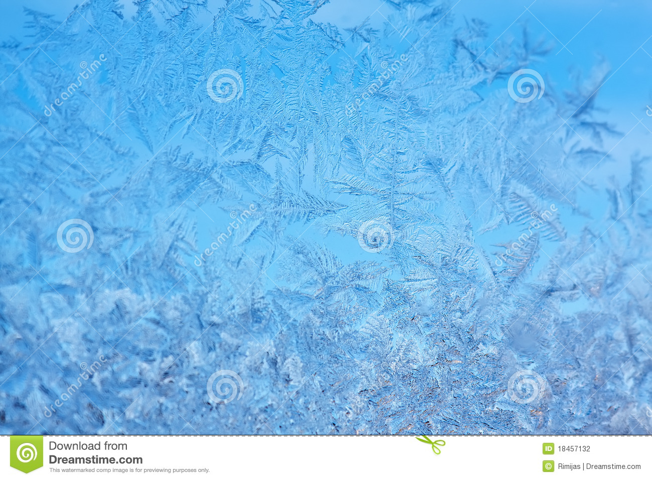 Frozen Screen Stock Photography Image 18457132