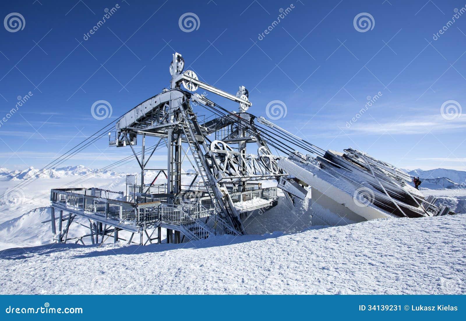 Mountain skiing complex Dolgaya (Nizhny Tagil) 51