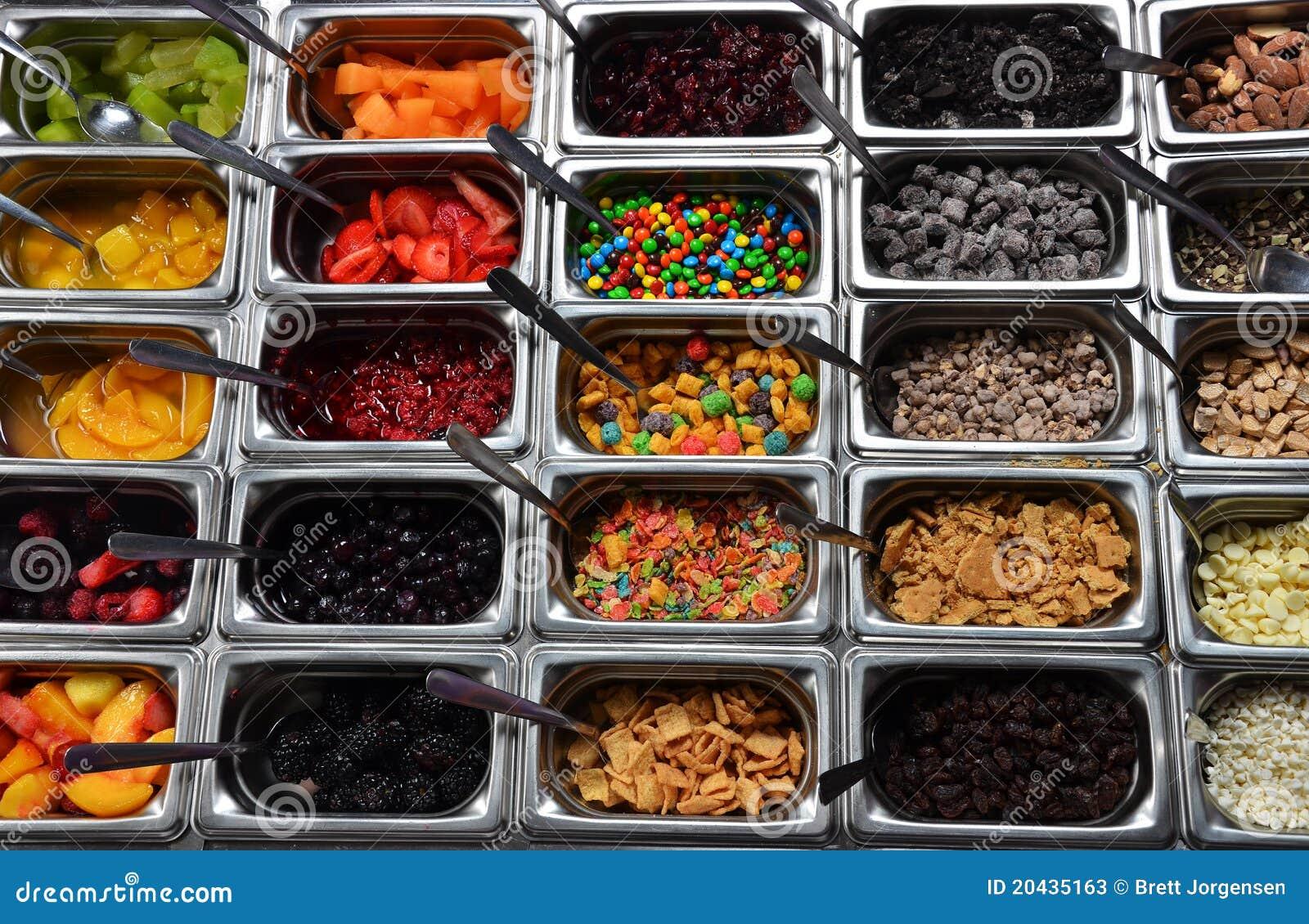 Business plan for a yogurt shop