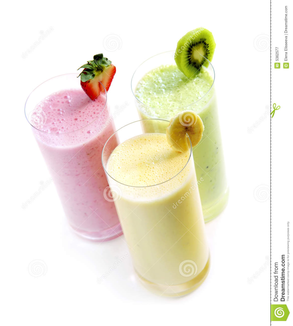 Frucht Smoothies