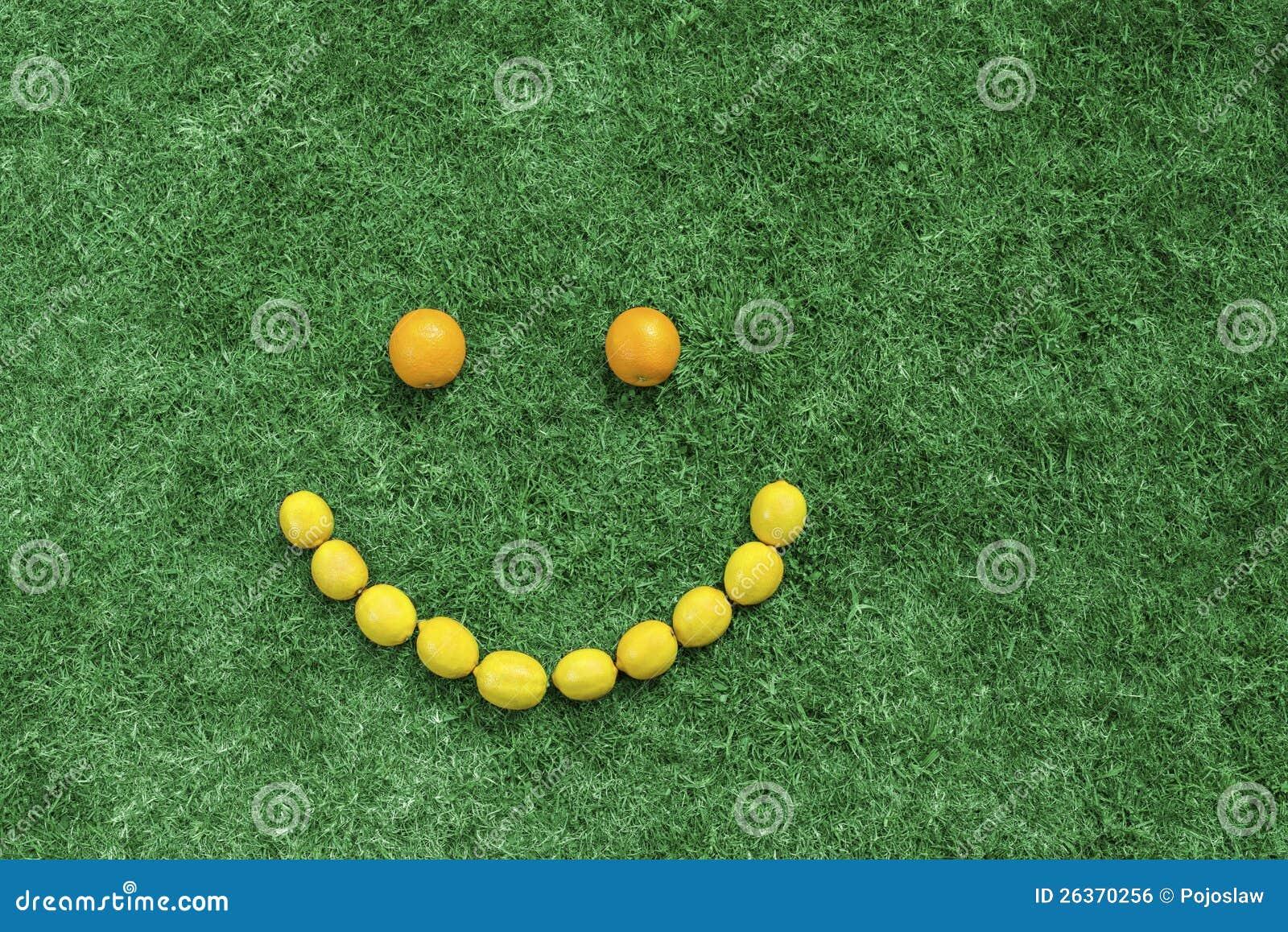 Fruchtlächeln