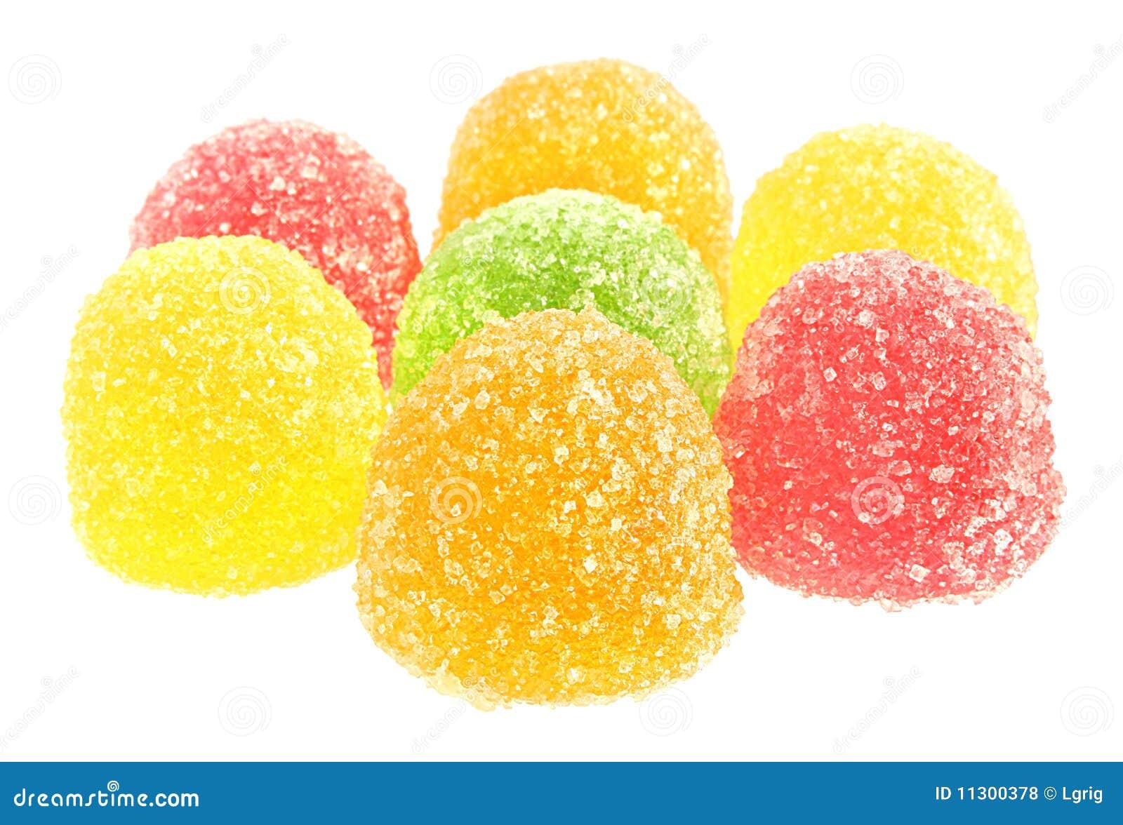 Fruchtsüßigkeit
