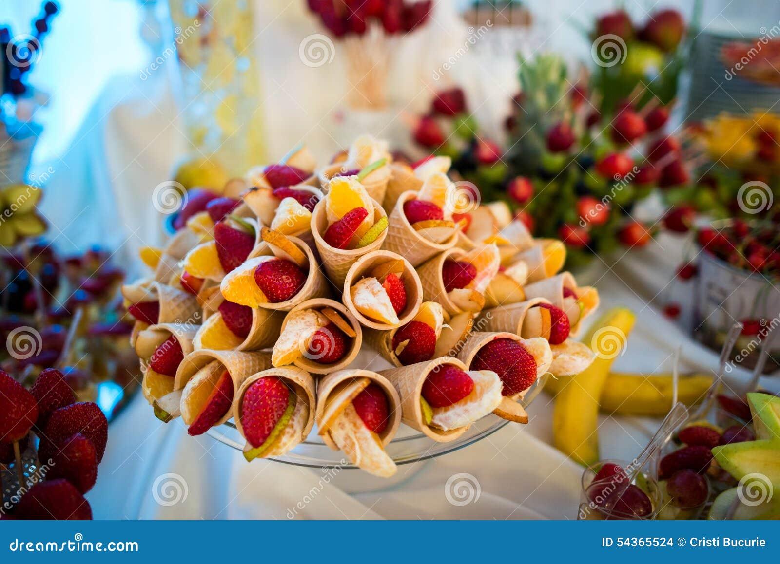 Fruchtstange