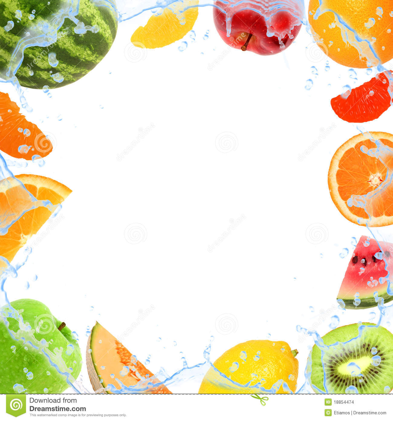 Fruit Background Stock Images - Image: 18854474