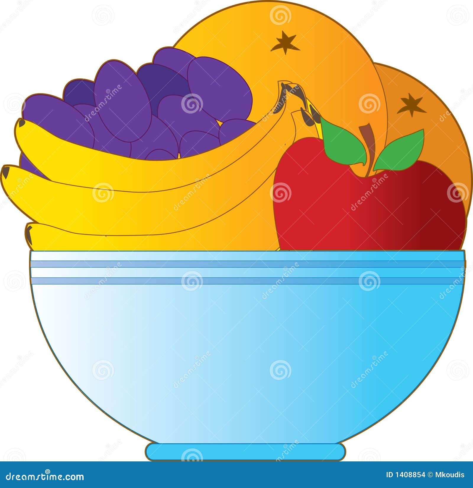 Fruit Bowl Stock Images - Image: 1408854