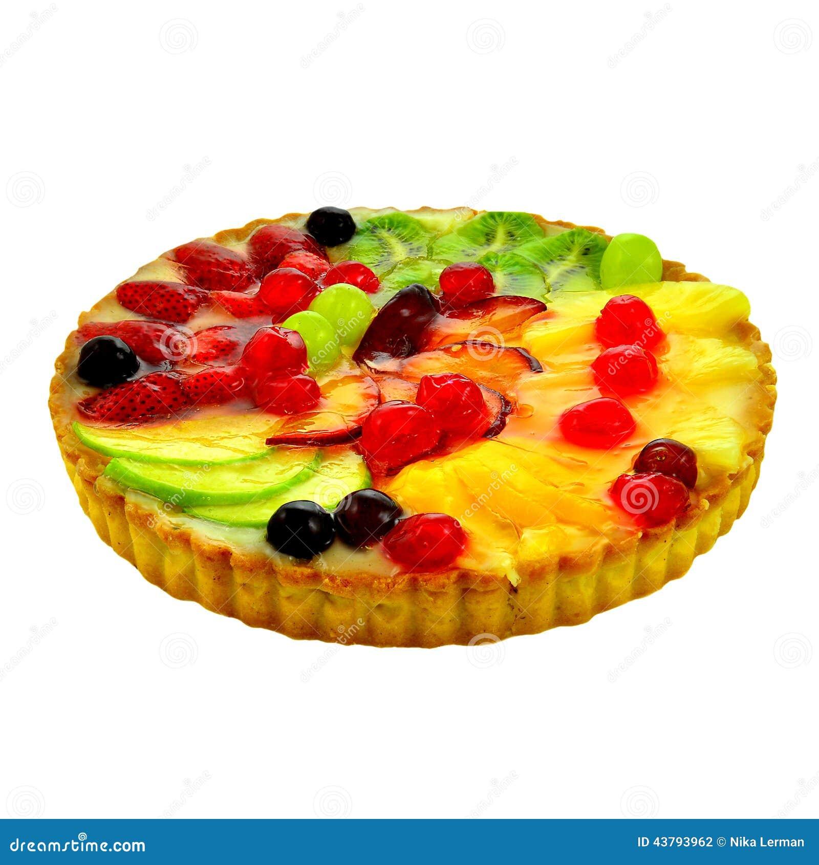 Beautiful Fruit Cake Images : Fruit Cake Stock Photo - Image: 43793962