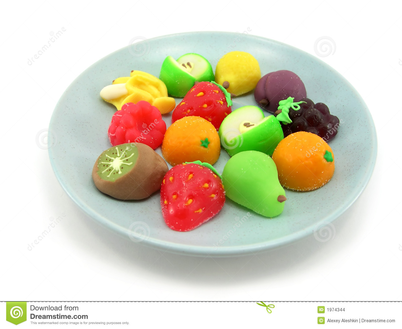 Fruit Candy Stock Images Image 1974344