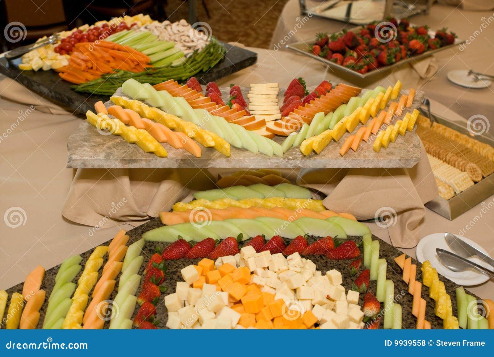 Fruit Cheese Tray Royalty Free Stock Photos Image 9939558