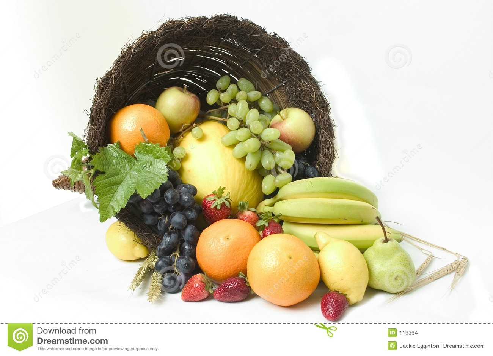 Fruit Cornucopia 3