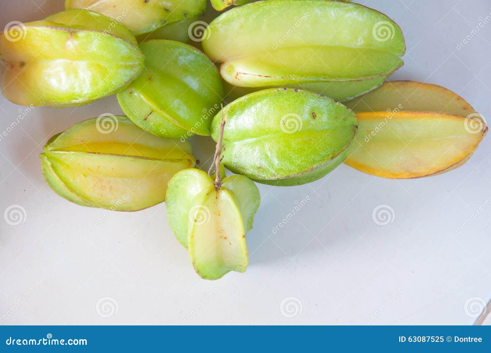 Download Fruit d'étoile image stock. Image du dents, allégement - 63087525