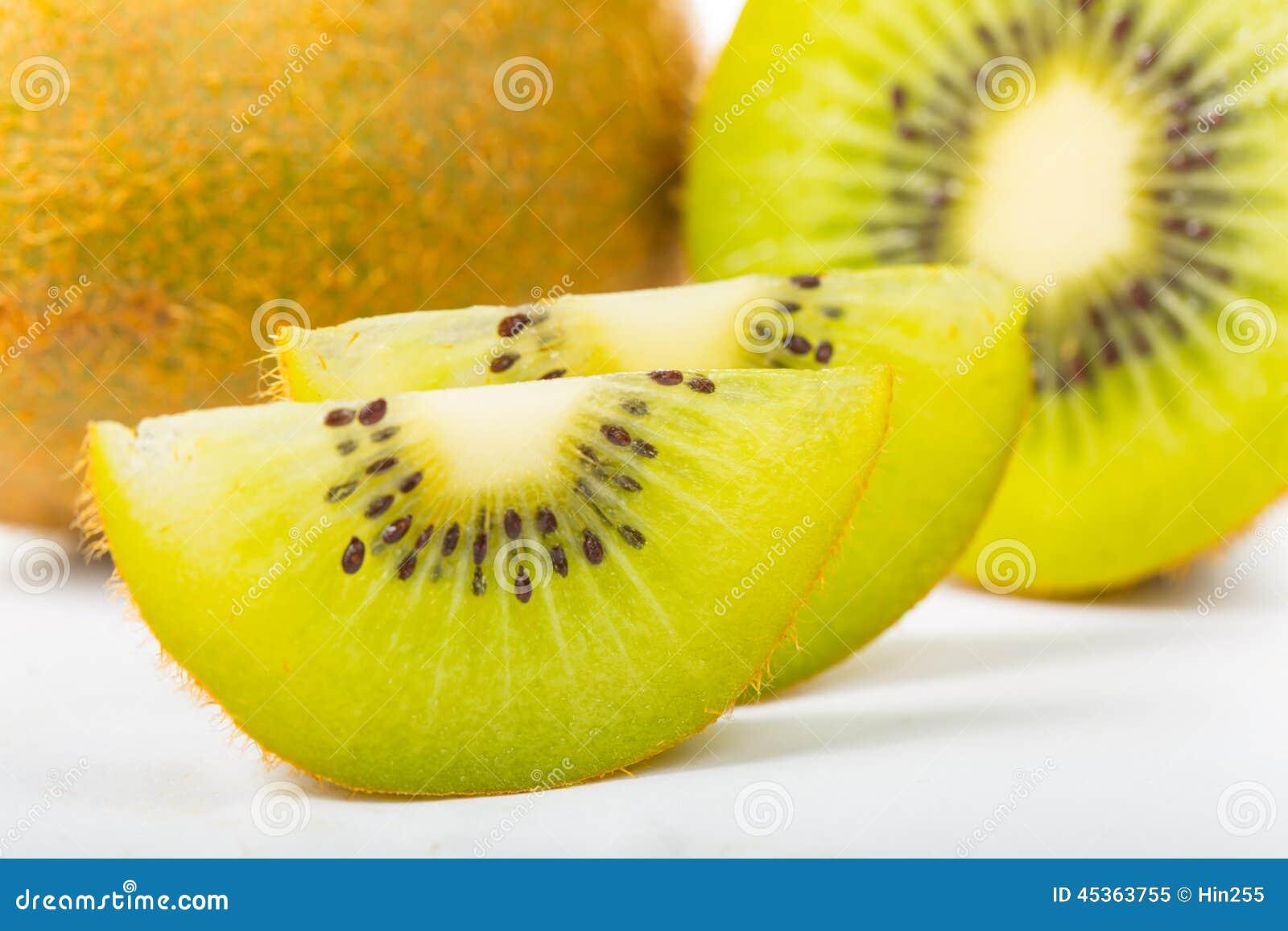 Fruit de Kiwi Juice d isolement