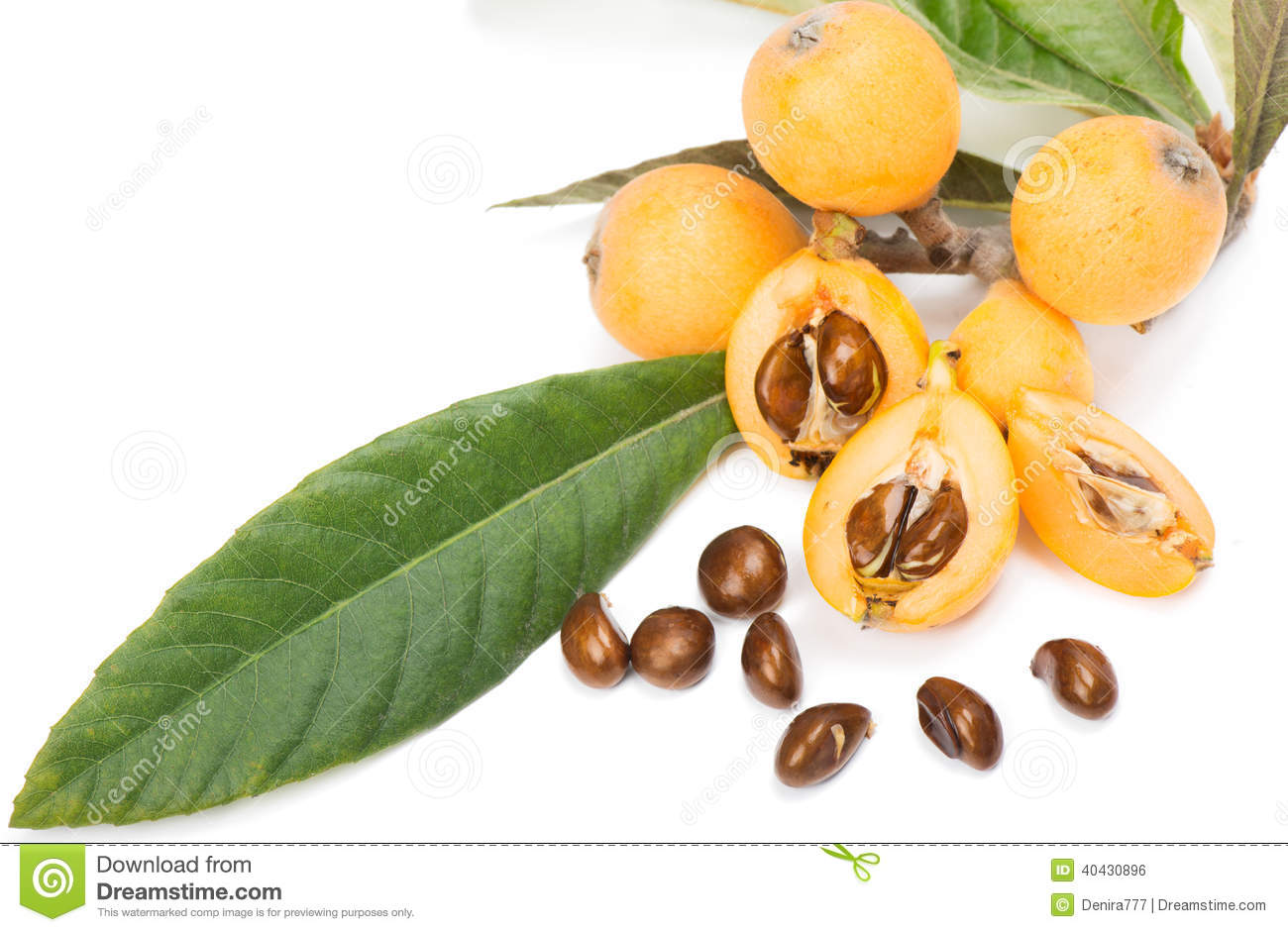 fruit de loquat cognassier du japon l d 39 eriobotrya photo stock image du orange nourriture. Black Bedroom Furniture Sets. Home Design Ideas