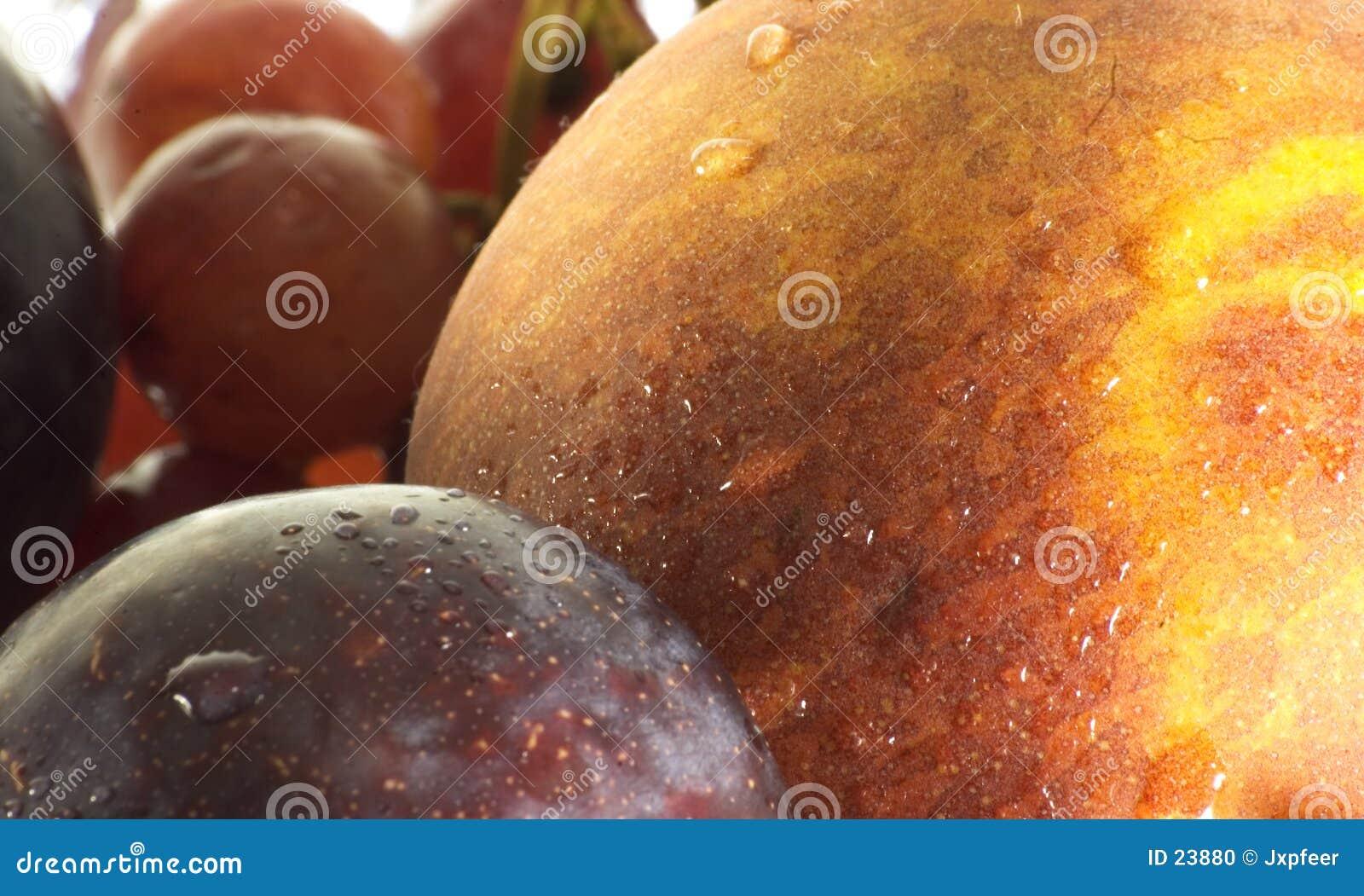 Fruit de plan rapproché