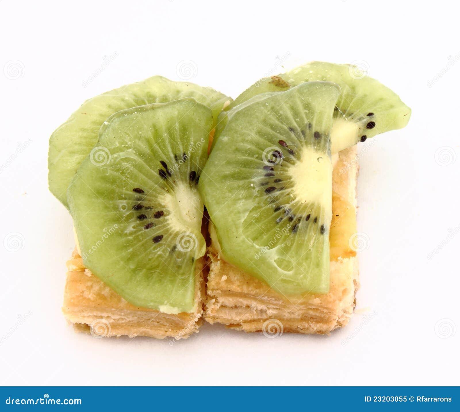 fruit dessert of kiwi royalty free stock photo image 23203055