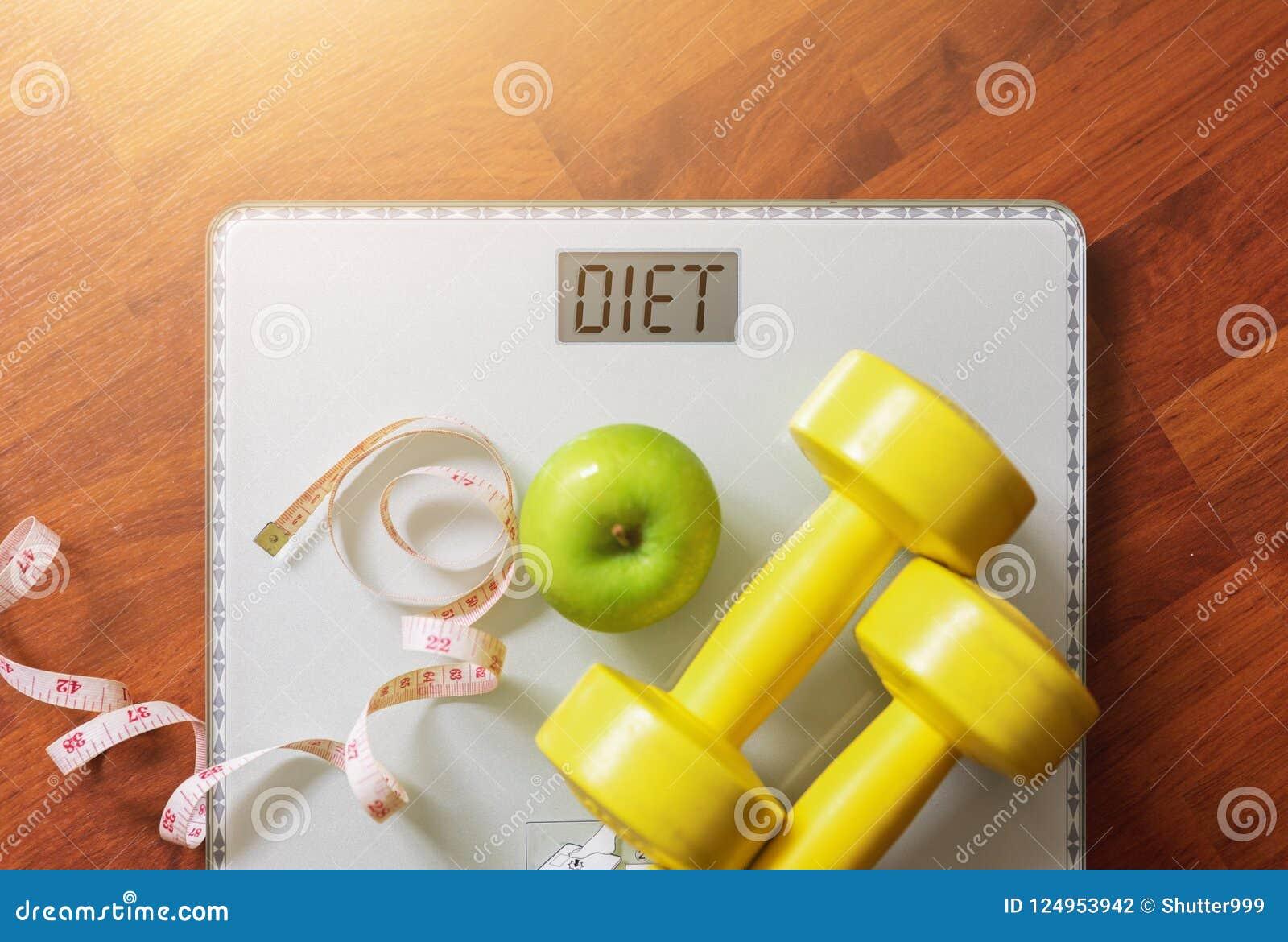 Fruit, domoor en schaal, vette brandwond en gewichtsverlies