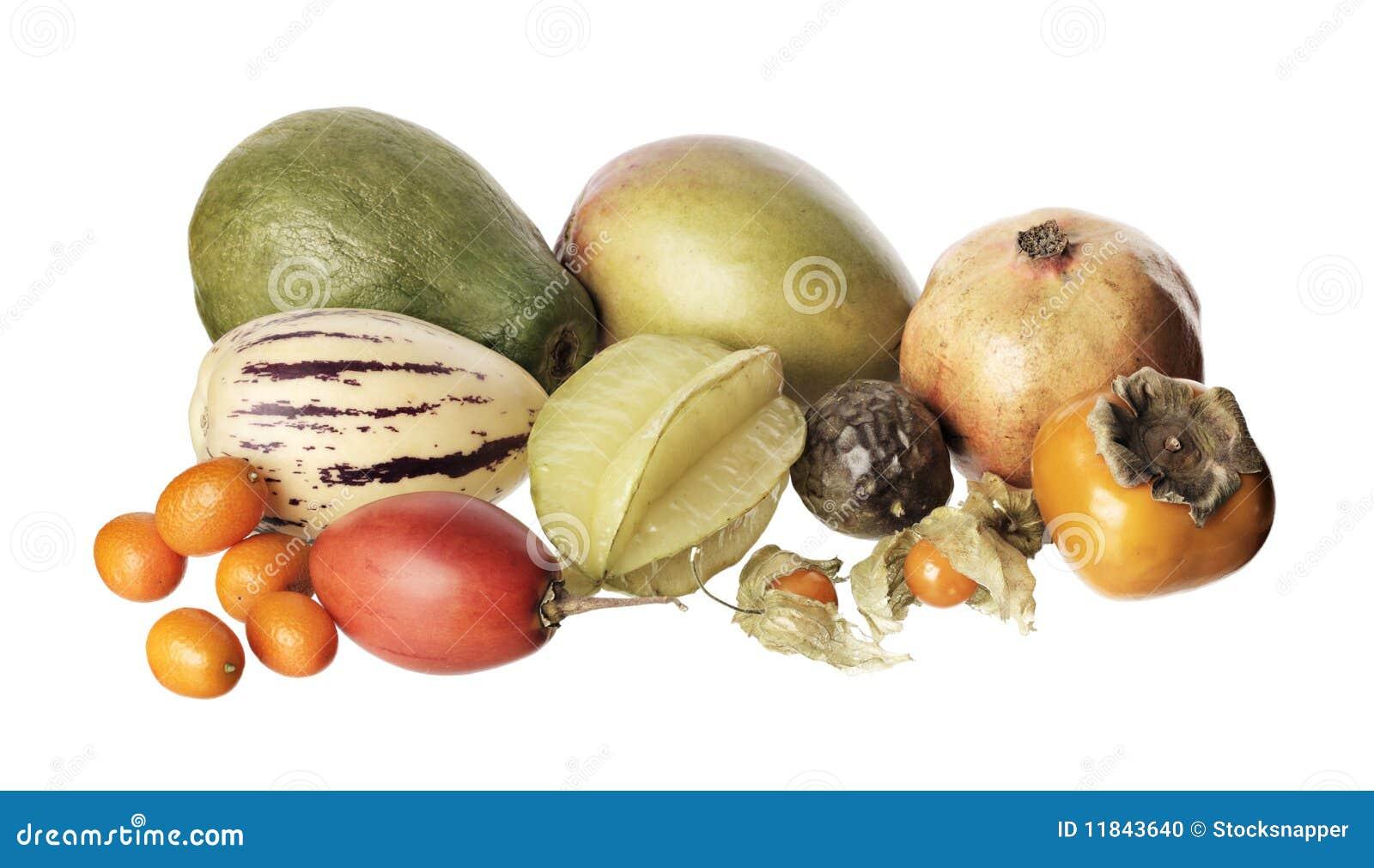 Fruit exotique photo stock image 11843640 - Image fruit exotique ...