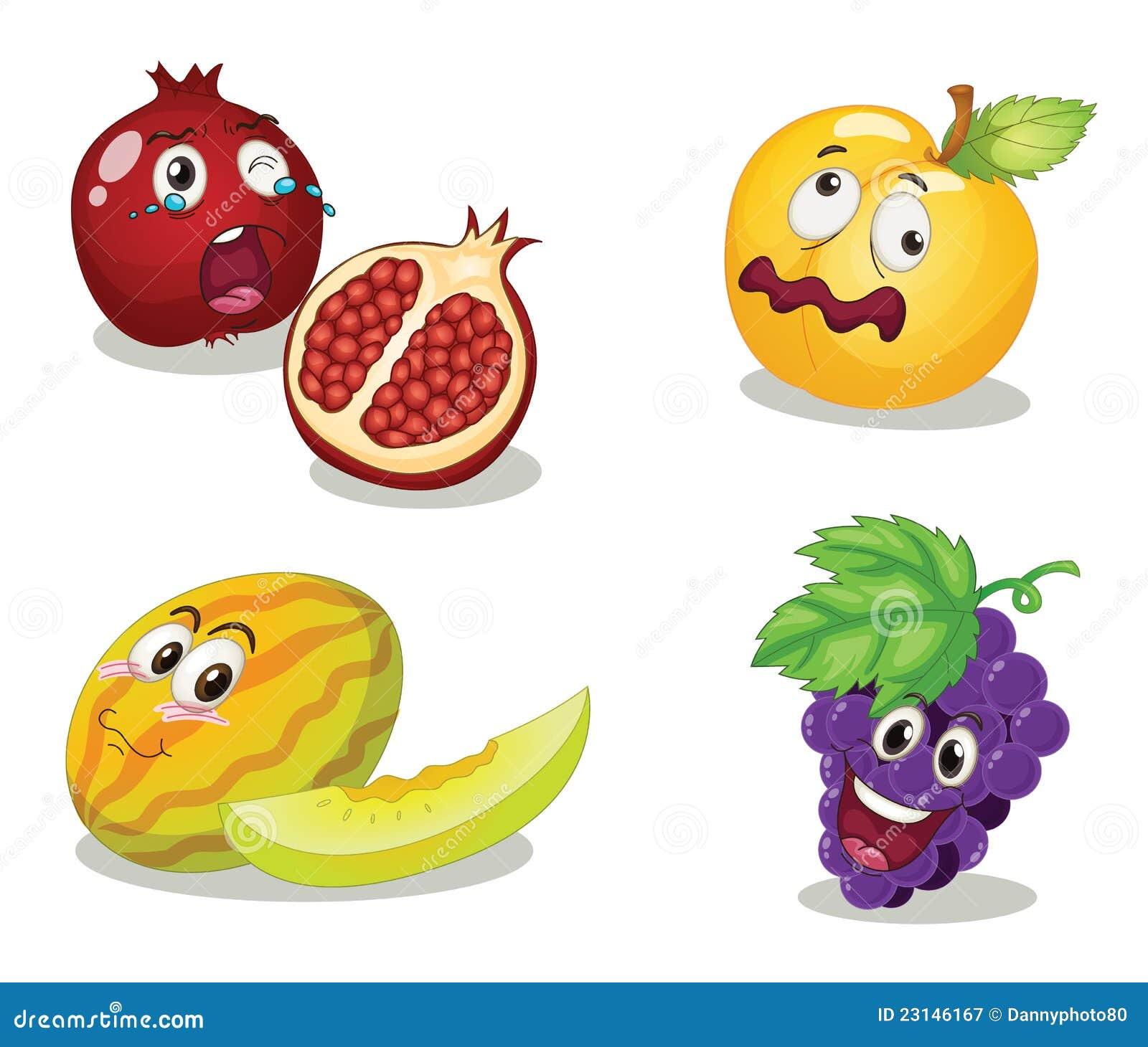 Basket Of Apples Clipart Fruit Faces Royalty Fr...