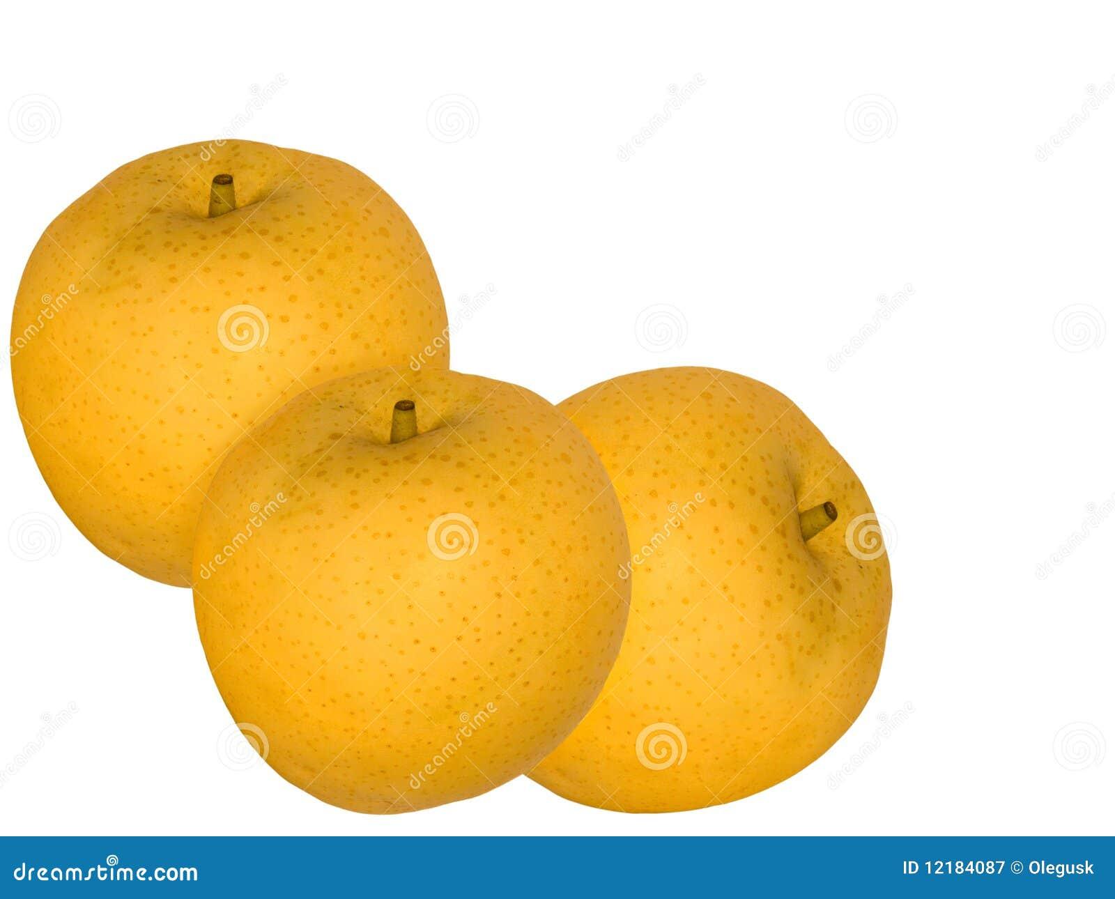 Fruit Hybrid Apple Pear Stock Image Image Of Meal Apple 12184087