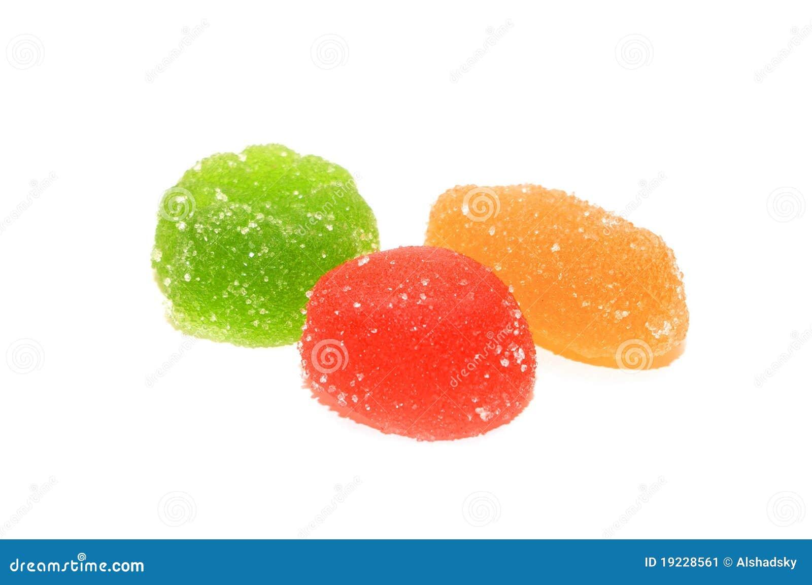 Fruit Jellies Stock Image - Image: 19228561