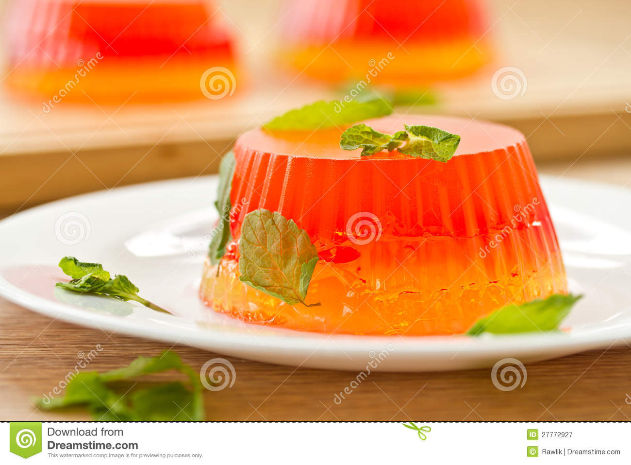 Fruit Jellies Royalty Free Stock Photography - Image: 27772927