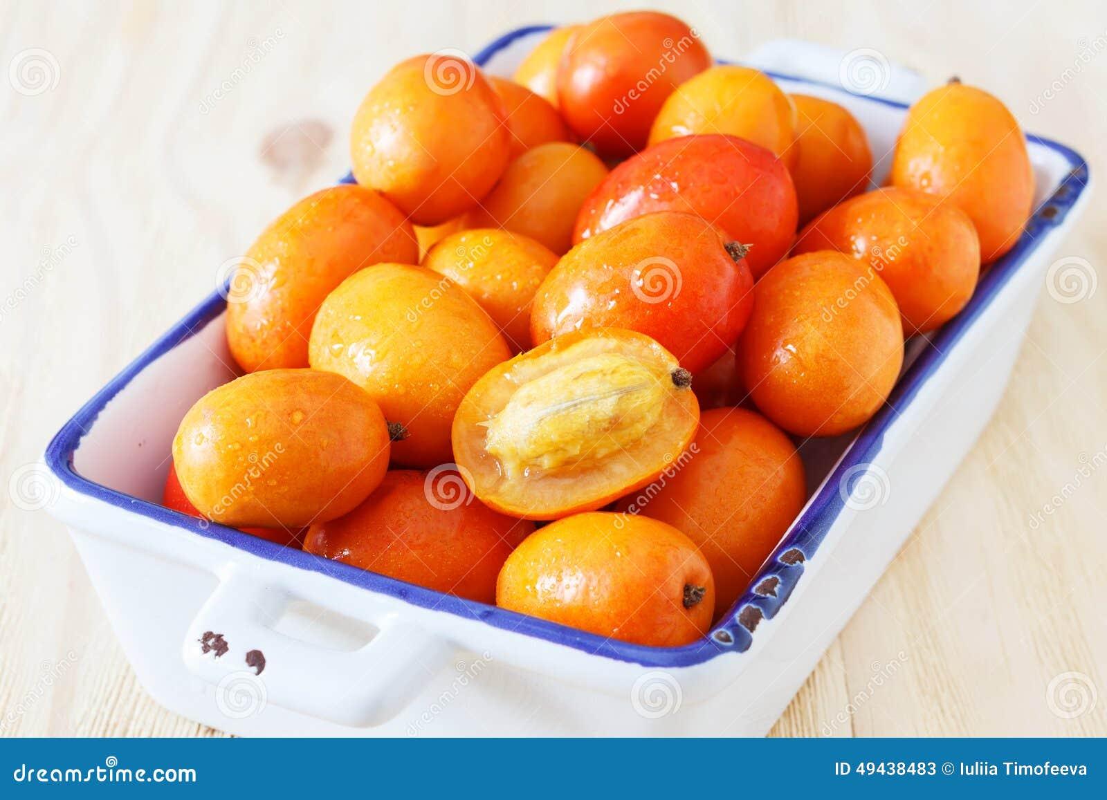 Fruit Jocote (Red Mombin, Purple Mombin, Hog Plum, Ciruela ...