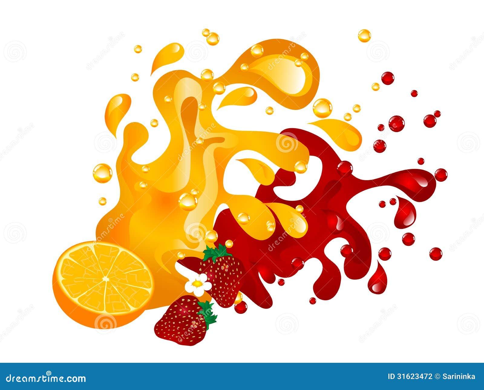 Fruit juice stock photography image 31623472
