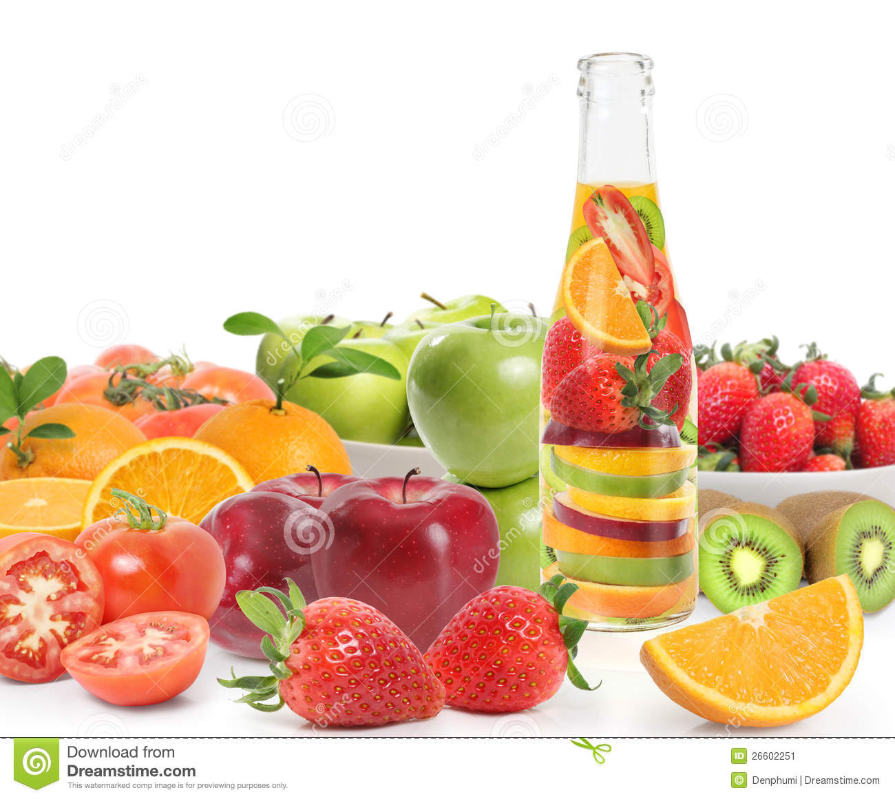 the vitamin content of fruit juice Effect of temperature of juice on the content of vitamin c temperature of orange vitamin c can be found predominantly in citrus fruits and green vegetables.