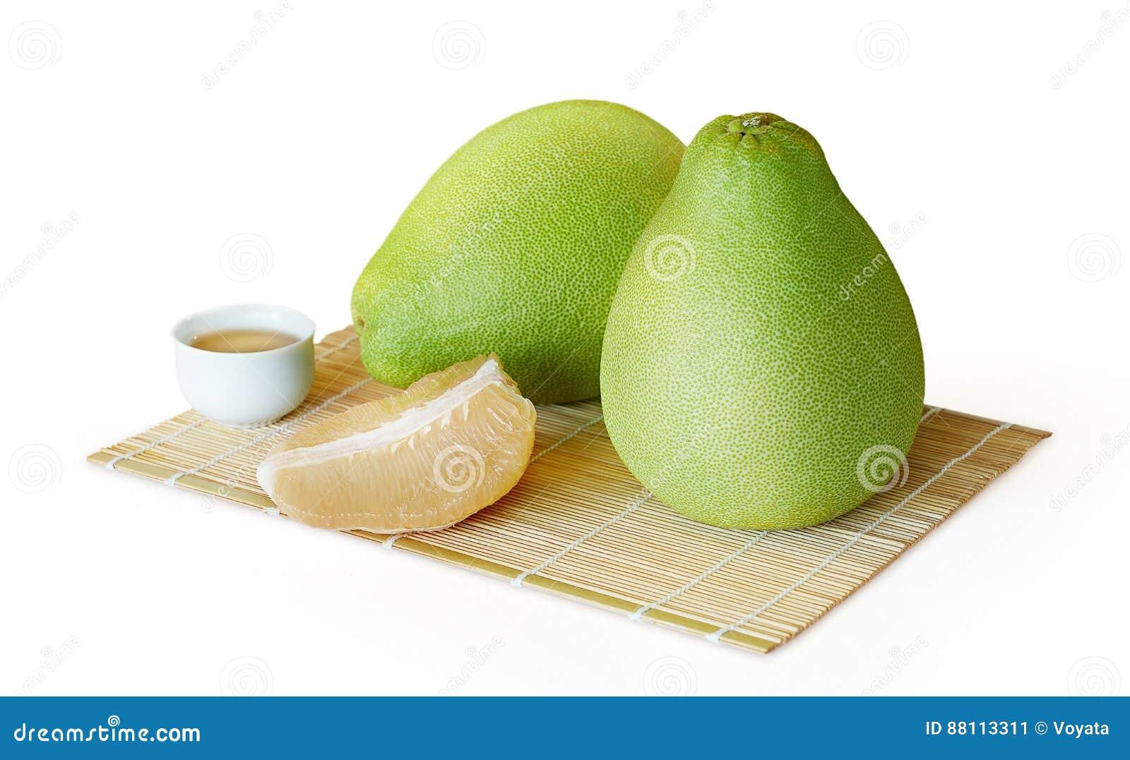 Fruit juteux frais de pamplemousse